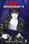 MUSASHI #9 VOL 5 (C: 3)