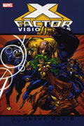 X-FACTOR VISIONARIES PETER DAVID VOL 1 TP