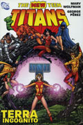 NEW TEEN TITANS TERRA INCOGNITO TP