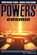 POWERS VOL 10 COSMIC TP (MR)