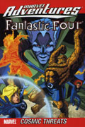 MARVEL ADVENTURES FANTASTIC FOUR VOL 4 COSMIC THREATS TP DIGEST