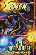 X-MEN COMPLETE AGE OF APOCALYPSE EPIC BOOK 4 TP