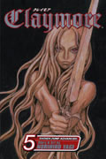 CLAYMORE GN VOL 05 (CURR PTG)