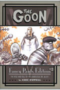 GOON FANCY PANTS VOL 2 LTD SGN HC (MR)