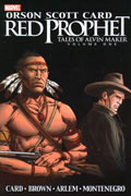 RED PROPHET TALES OF ALVIN MAKER VOL 1 TP