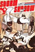 GI JOE STORM SHADOW TP VOL 01 SOLO