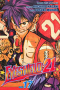 EYESHIELD 21 GN VOL 17