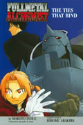 FULLMETAL ALCHEMIST VOL 5 NOVEL #5