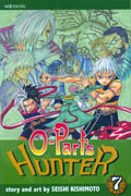 O PARTS HUNTER VOL 7 TP