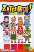 ZATCH BELL VOL 16 GN