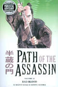 PATH OF THE ASSASSIN VOL 14 BAD BLOOD TP (MR)