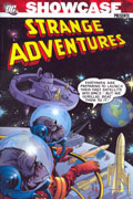 SHOWCASE PRESENTS STRANGE ADVENTURES VOL 1 TP