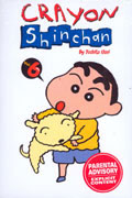CRAYON SHINCHAN VOL 06 (MR)