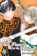 TWO FLOWERS FOR THE DRAGON VOL 03