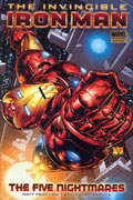 INVINCIBLE IRON MAN PREM VOL 1 HC
