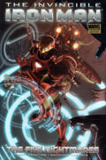 INVINCIBLE IRON MAN PREM VOL 1 HC DM ED 2