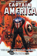 CAPTAIN AMERICA VOL 03 PREM HC DEATH OF CAPTAIN AMERICA