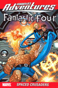 MARVEL ADVENTURES FANTASTIC FOUR VOL 10 TP DIGEST SPACED CRUSADERS