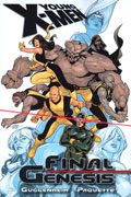 YOUNG X-MEN VOL 1 FINAL GENESIS TP