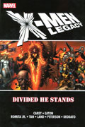 X-MEN LEGACY VOL 1 DIVIDED HE STANDS TP