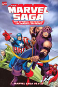 ESSENTIAL MARVEL SAGA TP VOL 02