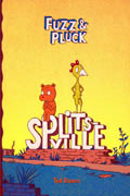 FUZZ AND PLUCK SPLITSVILLE HC