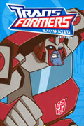 TRANSFORMERS ANIMATED TP VOL 06