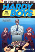HARDY BOYS GN VOL 15