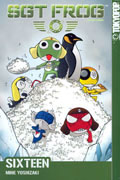 SGT FROG GN VOL 16 (OF 16)