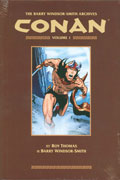 BARRY WINDSOR SMITH CONAN ARCHIVES VOL 1 HC
