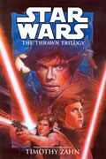 STAR WARS THRAWN TRILOGY HC VOL 01