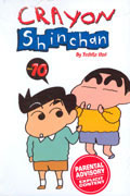 CRAYON SHINCHAN VOL 10 (MR)