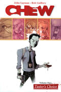 CHEW VOL 1 TP (MR)
