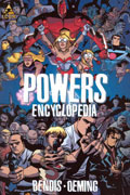 POWERS ENCYCLOPEDIA TP (MR)