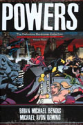 POWERS VOL 3 DEFINITIVE COLLECTION HC (MR)