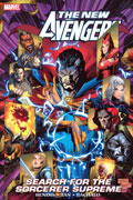 NEW AVENGERS VOL 11 SEARCH FOR SORCERER SUPREME TP