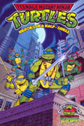 TMNT ADVENTURES VOL 1 HEROES IN A HALF SHELL TP