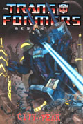 TRANSFORMERS BEST OF THE UK CITY OF FEAR TP