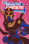 TRANSFORMERS ANIMATED VOL 12 TP