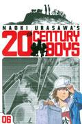 NAOKI URASAWA 20TH CENTURY BOYS GN VOL 06