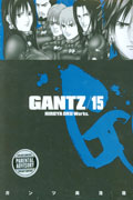 GANTZ TP VOL 15 (MR)