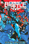 BLUE BEETLE BLACK AND BLUE TP