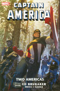 CAPTAIN AMERICA TWO AMERICAS TP