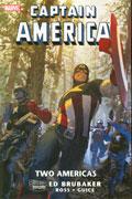 CAPTAIN AMERICA TWO AMERICAS TP