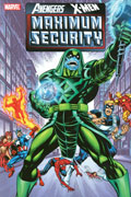 AVENGERS X-MEN TP MAXIMUM SECURITY