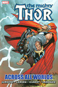 THOR ACROSS ALL WORLDS TP NEW PTG