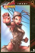 STREET FIGHTER LEGENDS IBUKI TP VOL 03
