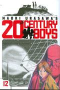 NAOKI URASAWA 20TH CENTURY BOYS GN VOL 12