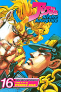JOJOS BIZARRE ADVENTURE TP VOL 16