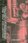 TRANSFORMERS IDW COLLECTION HC VOL 05